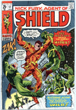 Nick Fury, Agent of SHIELD #17 F/VF