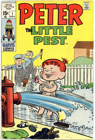 Peter the Little Pest #1 Fine-