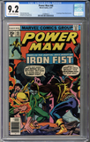 Power Man #48 CGC 9.2