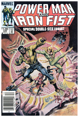 Power Man and Iron Fist #100 NM+