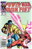 Power Man and Iron Fist #117 thru 121 NM- to NM+ (5 books total)