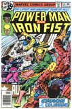Power Man and Iron Fist #55 NM+