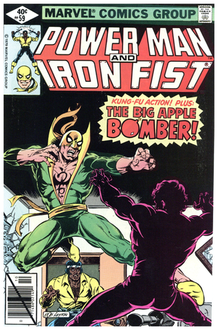 Power Man and Iron Fist #59 NM/MT