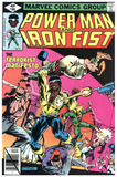 Power Man and Iron Fist #60 VF/NM