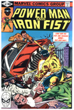 Power Man and Iron Fist #62 NM