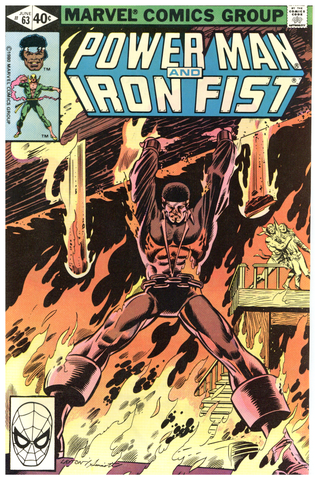 Power Man and Iron Fist #63 VF/NM
