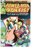 Power Man and Iron Fist #64 NM-