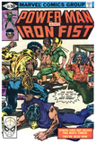Power Man and Iron Fist #69 NM+