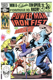 Power Man and Iron Fist #77 NM+