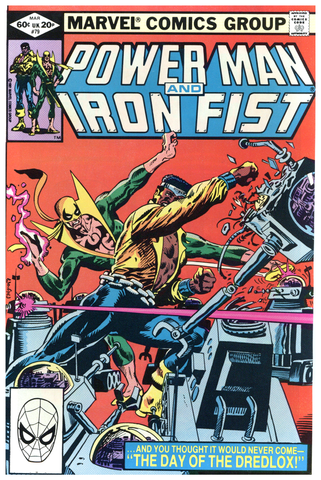 Power Man and Iron Fist #79 NM