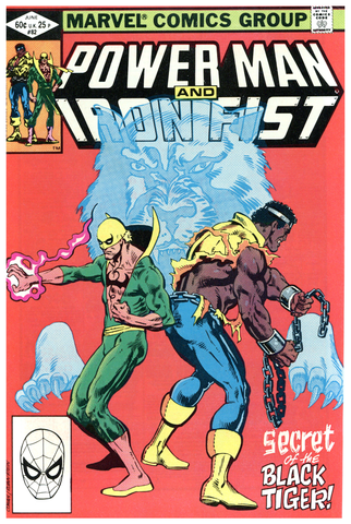 Power Man and Iron Fist #82 NM/MT