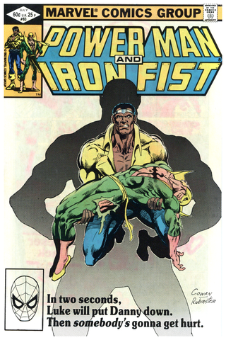 Power Man and Iron Fist #83 NM