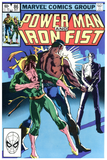 Power Man and Iron Fist #86 NM-