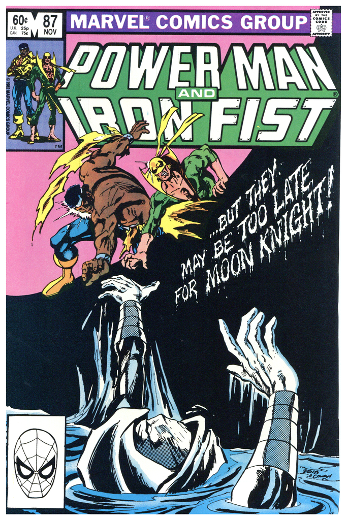 Power Man and Iron Fist #87 NM