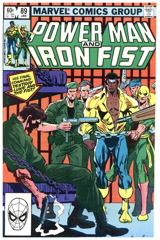 Power Man and Iron Fist #89 NM/MT
