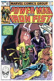 Power Man and Iron Fist #92 NM+