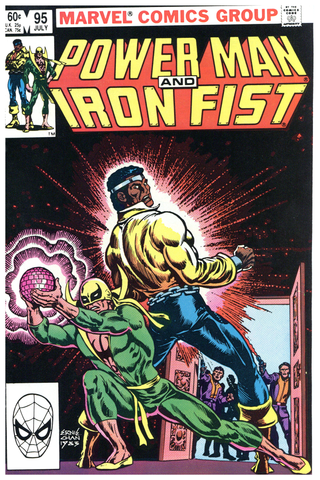 Power Man and Iron Fist #95 NM/MT