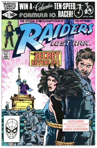 Raiders of the Lost Ark #3 VF/NM