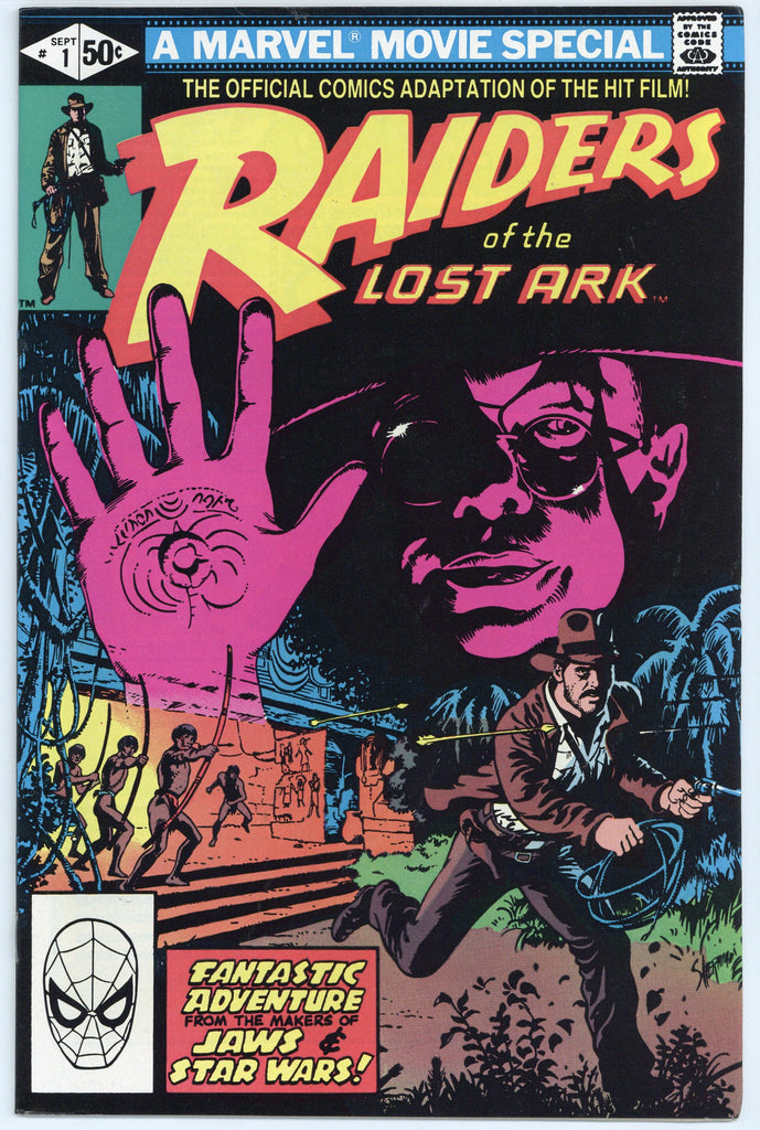 Raiders of the Lost Ark #1 NM