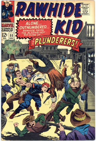 Rawhide Kid #55 NM-