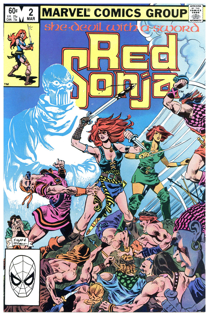 Red Sonja #2 VF