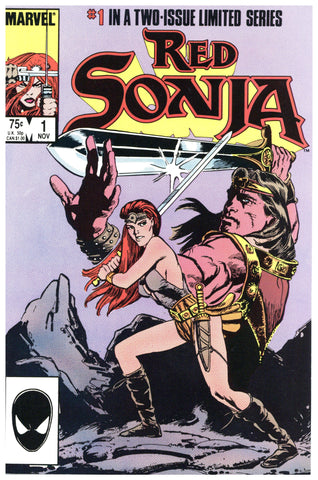 Red Sonja Limited Series #1 NM
