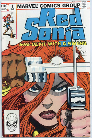 Red Sonja #1 and #2 NM (2 books total)