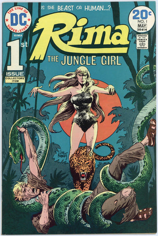 Rima, the Jungle Girl #1 NM