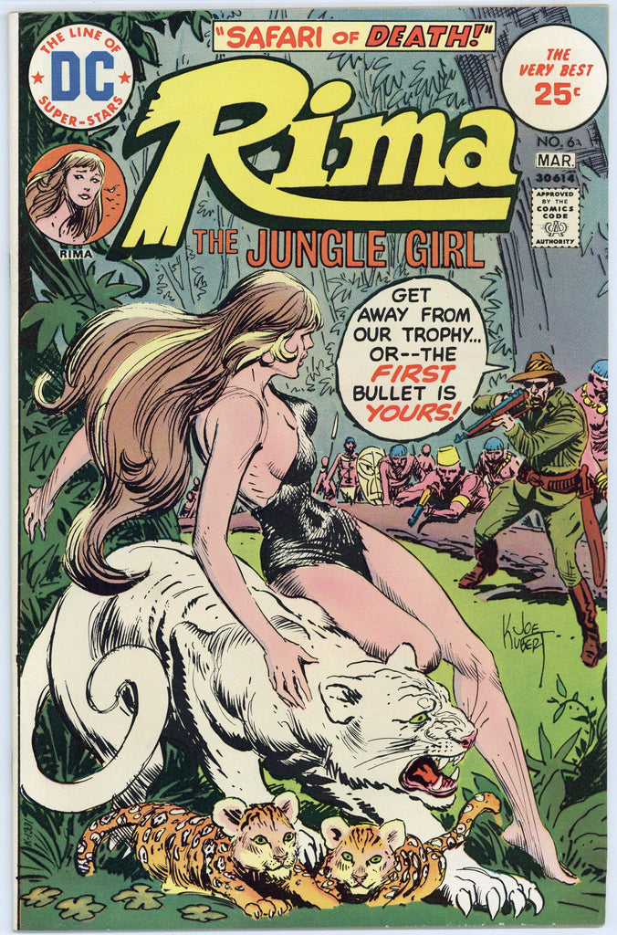 Rima, the Jungle Girl #6 VF/NM