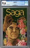 Colorado Comics - Saga #11 CGC 9.6