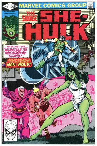 Savage She-Hulk #13 NM+