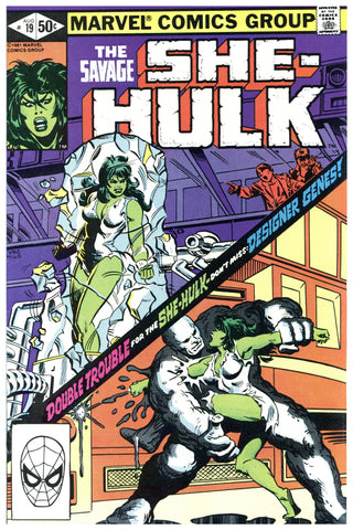 Savage She-Hulk #19 NM