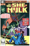 Savage She-Hulk #4 VF+