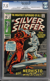 Colorado Comics - Silver Surfer #16  CGC 7.5