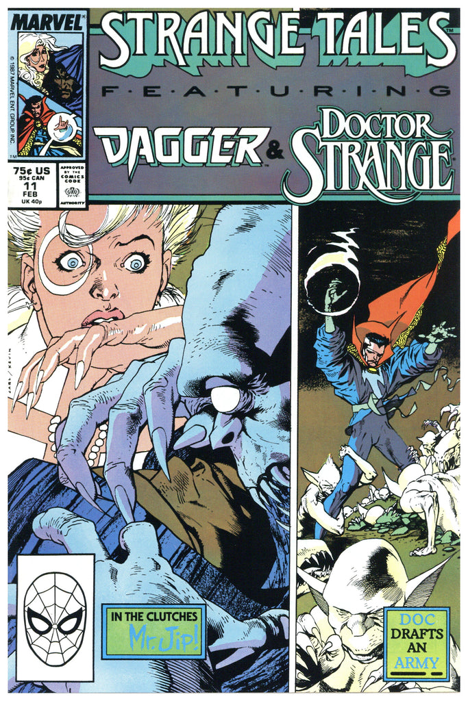 Strange Tales Vol 2 #11 NM+