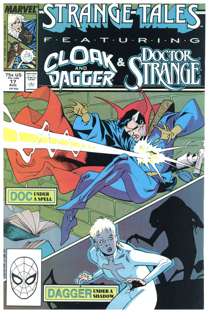 Strange Tales Vol 2 #17 NM