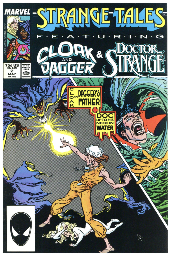 Strange Tales Vol 2 #2 NM+