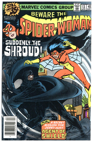Spider-Woman #13 NM-