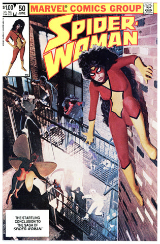 Spider-Woman #50 NM