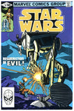 Star Wars #51 NM-