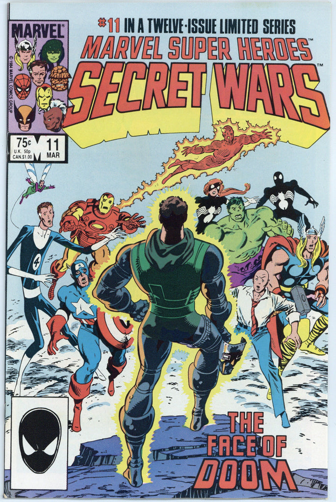 Marvel Super Heroes Secret Wars #11 VF/NM