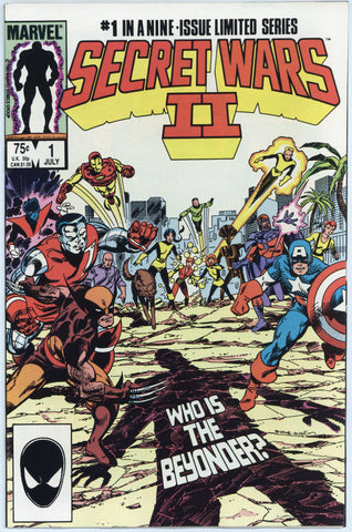 Secret Wars II #1 NM/MT