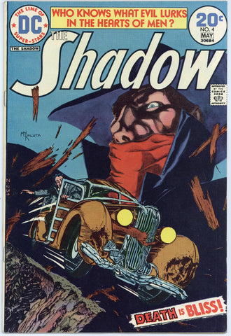 Shadow #4 VF