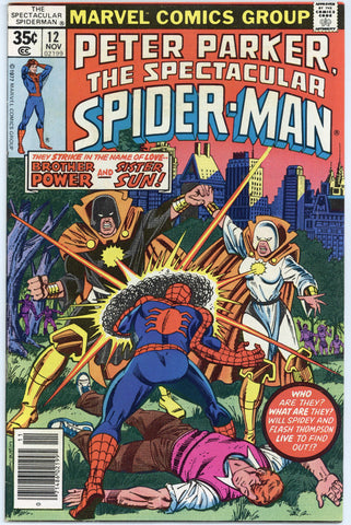 Spectacular Spider-man #12 VF-