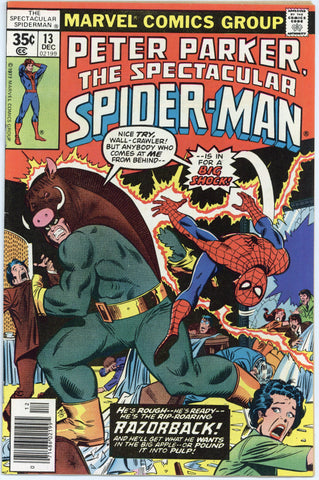 Spectacular Spider-man #13 VF-
