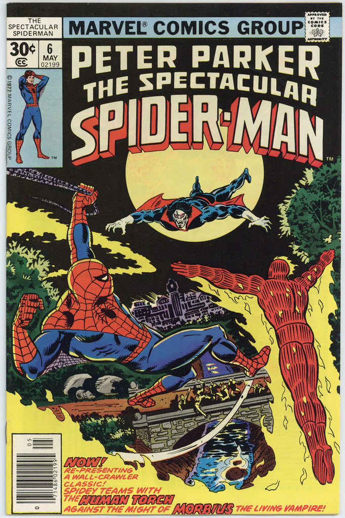 Spectacular Spider-man #6 VF/NM