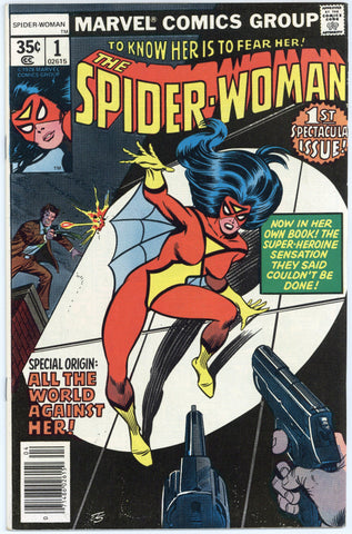 Spider-Woman #1 VF/NM