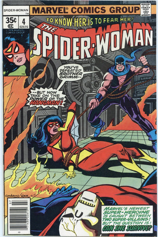 Spider-Woman #4 NM