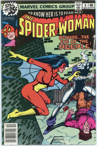 Spider-Woman #9 NM