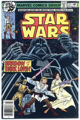 Star Wars #21 NM+